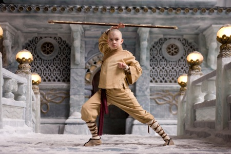 Avatar Aang Pose
