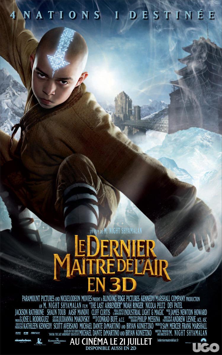 Posters | Last Airbender Film | Avatar: The Legend of ...The Last Airbender 2 Movie